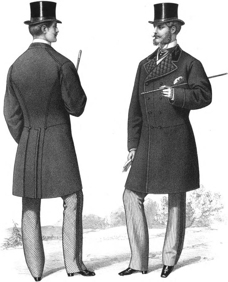 1868 s fashions 19th century fashions