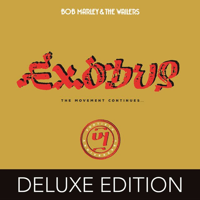 """Three Little Birds - Exodus 40 Mix"" by Bob Marley & The Wailers Ziggy Marley added to Discover Weekly playlist on Spotify"