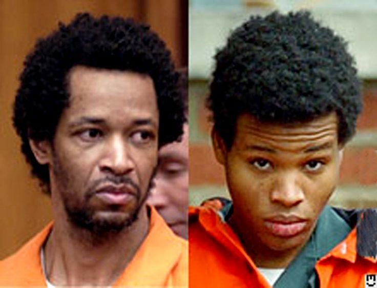 2002:Police arrested spree killers John Allen Muhammad and Lee Boyd Malvo, ending the Beltway sniper attacks in the area around Washington, DC.