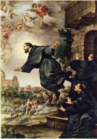 Happy Feast Day of St Joseph of Cupertino – September 18 #pinterest About this time, Joseph began to change. He grew more humble and gentle. He became more careful and successful at his work. He also began to do more penance. It was decided that he could become a member of the .............| Awestruck