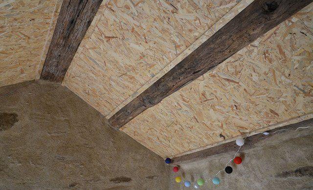 Isoler une toiture par l'intérieur avec des panneaux de polyuréthane | Isolation toiture ...