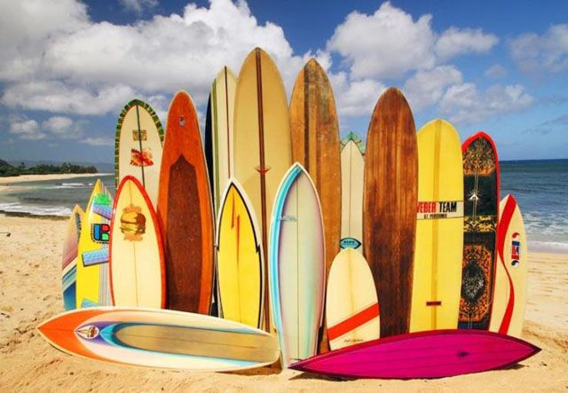 Lo mejor en tablas de surfing
