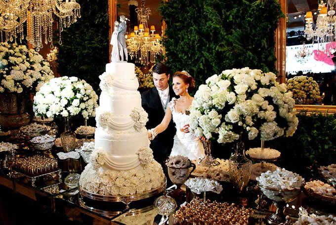 Bolo De Casamento – Vida De Noiva~ Decoracao Casamento Quanto Custa