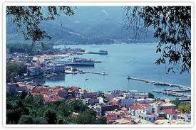 Thassos Greece Island