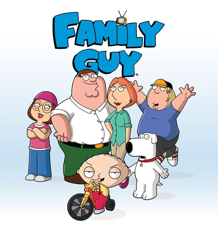Family Guy Shows Free