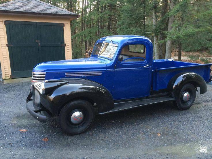 1941 Chevrolet AC 1/2 Ton Pickup Truck for sale #1749965 | Hemmings Motor News