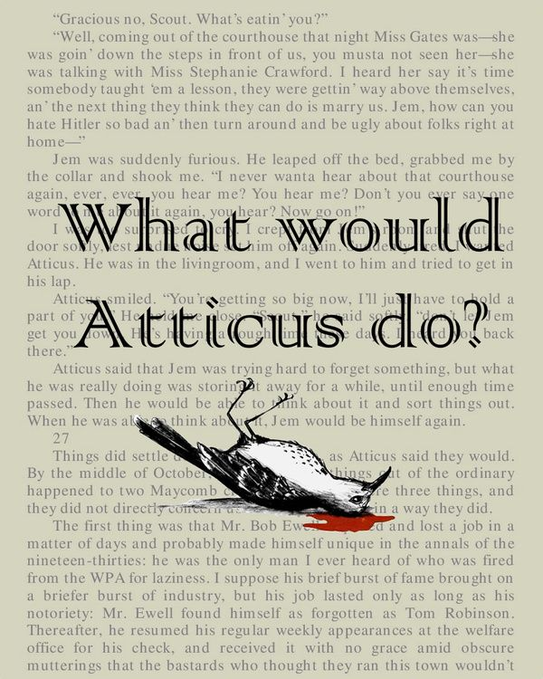 Atticus Finch Life Lessons Quotes: Best 25+ Tom Robinson Quotes Ideas On Pinterest