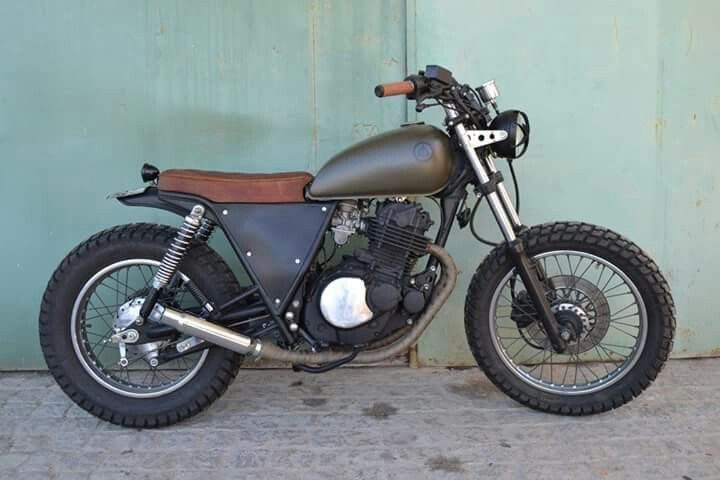suzuki gn 250 cafe racers bobbers brats scramblers. Black Bedroom Furniture Sets. Home Design Ideas