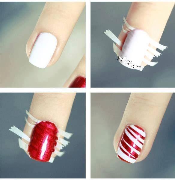 Chiristmasy nails!