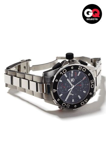 TAG Heuer 'Aquaracer' Automatic Chronograph Watch #Nordstrom #GQSelects