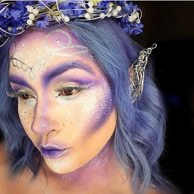 halloween fairy makeup ideas - photo #6