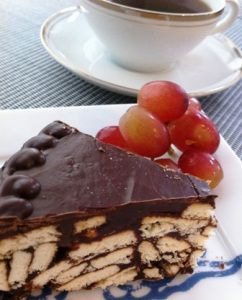 Recette gateau au chocolat mc vitie's