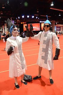 The Nerdy Girlie: The Nerdy Girlie at #D23 Expo this is one of the best things I've ever seen!