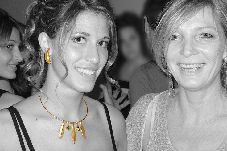Parure Olivo. - #Olive #Parure #Jewel #Gioielli #Italy