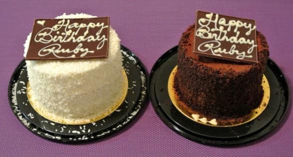 Birthday Cakes    12-12-12