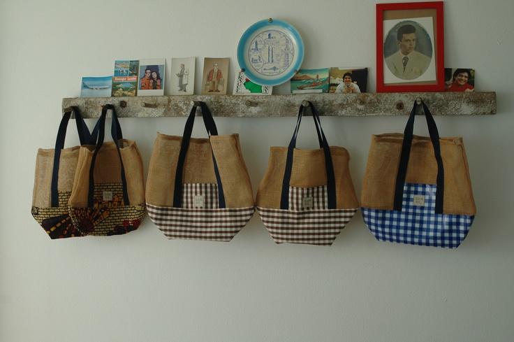 Ses sacs de plage - Made in France
