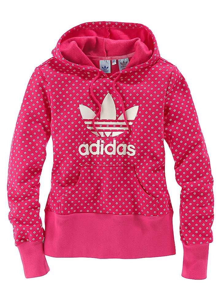 Hoody 'Trefoil Hoodie' by Adidas Originals