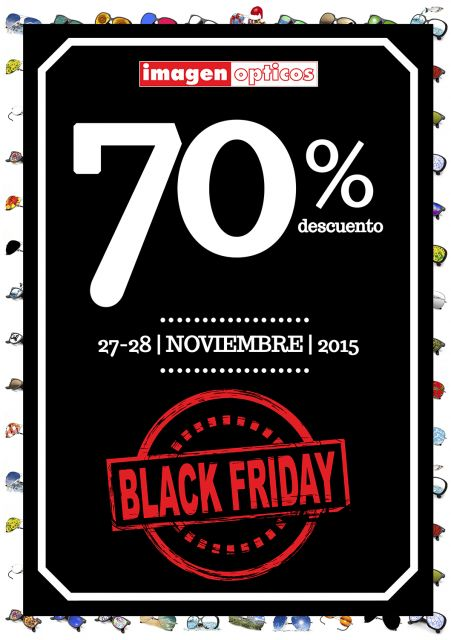 Black Friday en Imagen Ópticos