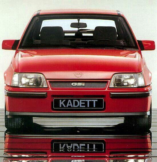 Opel Kadett E GSi 16v Superboss