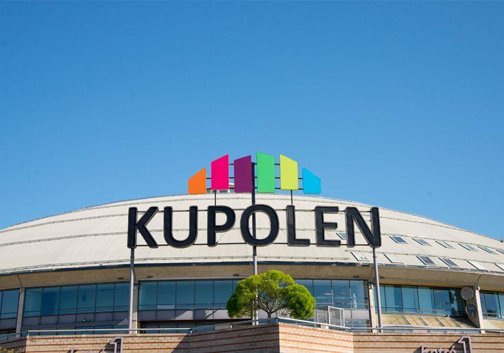 Kupolen Köpcentrum, Borlänge