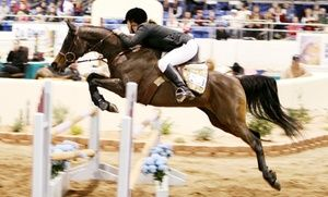 Groupon - Scottsdale Arabian Horse Show for Two or Four from Arabian Horse Association of Arizona (Up to 50% Off)  in North Scottsdale. Groupon deal price: $11