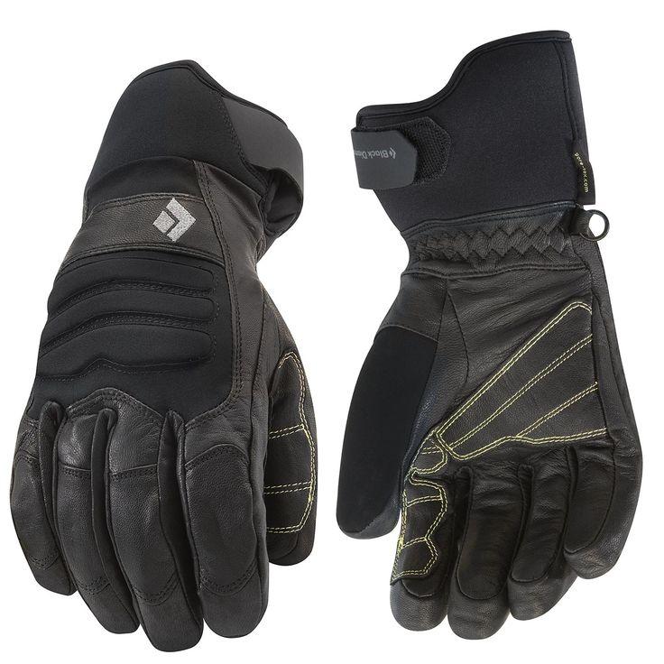 Black Diamond Equipment Kajia Gore-Tex® Gloves (For Men) - Save 40%