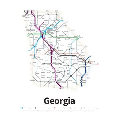 Best My Transit Maps Images On Pinterest Road Maps The State - Large us road map poster