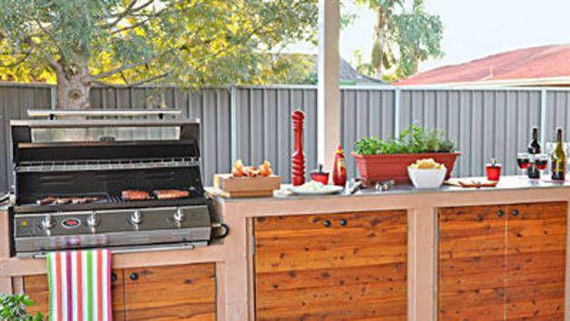 Build your own Aussie backyard meat retreat.