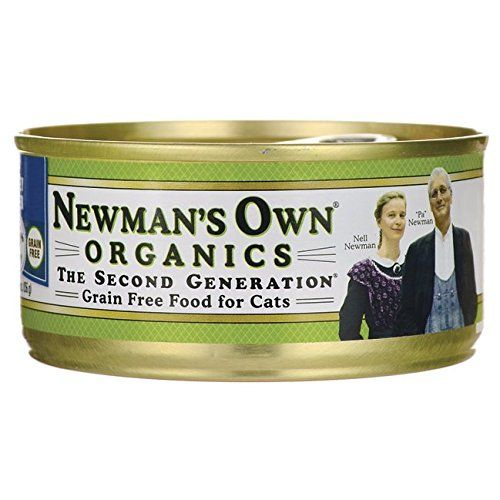Newman's Own Grain-Free Canned Cat Food, Turkey, 5.5 oz * To view further, visit now : Best Cat Food