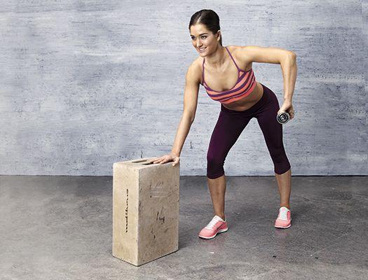 Взяться за руки : Комплексы упражнений для мышц рук, похудения рук :: SHAPE.ru