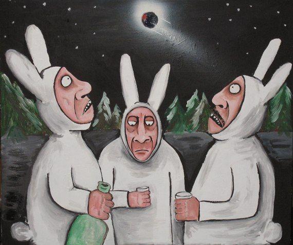 Ненастоящие зайцы