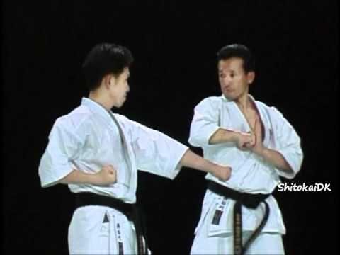 Saifa bunkai Shito Ryu Karate Do