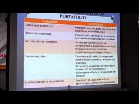 PORTAFOLIO DE EVIDENCIAS DE APRENDIZAJE - YouTube