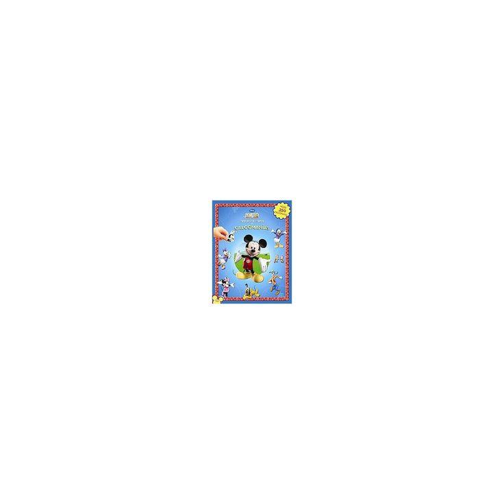 La casa de Mickey / Mickey Mouse club House (Paperback)