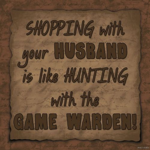 Shopping with Your Husband Funny Wood Sign Primitive Country Rustic Home Decor   eBay