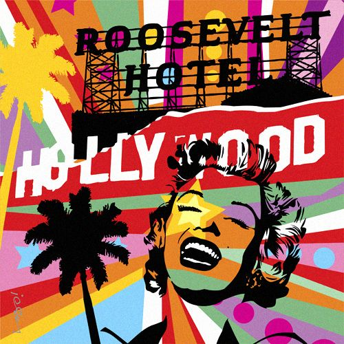 HOLLYWOOD | LOS ANGELES | LOBO | POP ART www.lobopopart.com.br