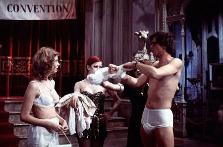 """""""Rocky Horror Picture Show, The"""" Susan Sarandon, Nell Campbell, Patricia Quinn, Barry Bostwick 1975 / 20th"""