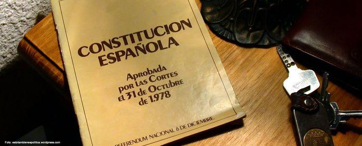El Derecho premial o el concepto de nación, en jornadas constitucionales (29/11/2016)