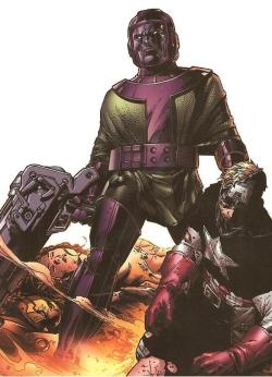 Kang The Conqueror by Jim Cheung.