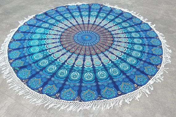 Hey, I found this really awesome Etsy listing at https://www.etsy.com/listing/231902332/roundie-mandalatassel-fringing-round