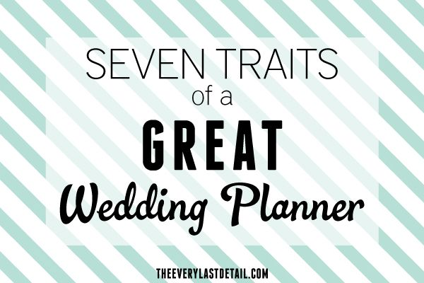Hiring a wedding planner is often the best investment that a bride and groom make. There are a lot of wedding planners out there, each with his or her own set of experiences, ideas and personality. But I've heard it asked many times- how do you know who is going to be right for you? These …