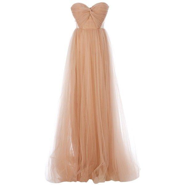 Maria Lucia Hohan sweetheart neckline dress ...beautiful to wear at a wedding