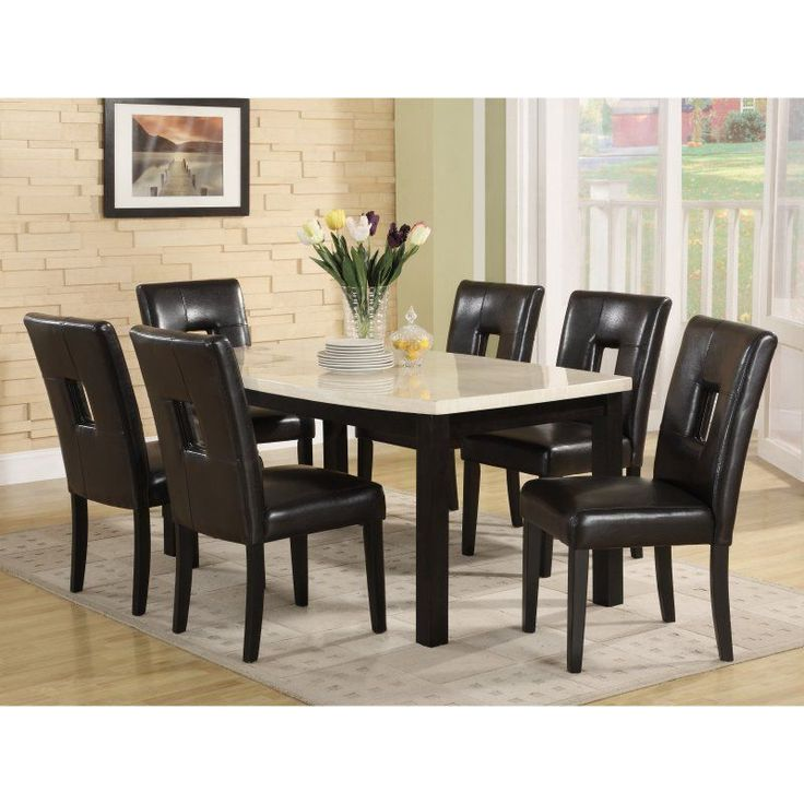 best 25+ black dining set ideas on pinterest | dinning room sets