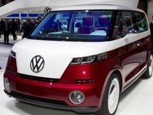 Modifikasi Mobil VW Combi Modern