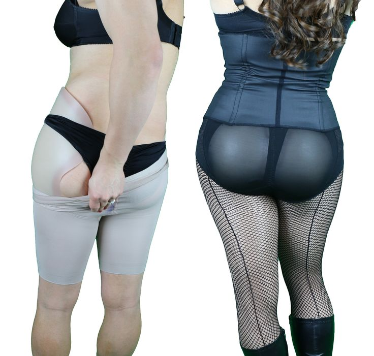 from Asa transgender foam hip pads