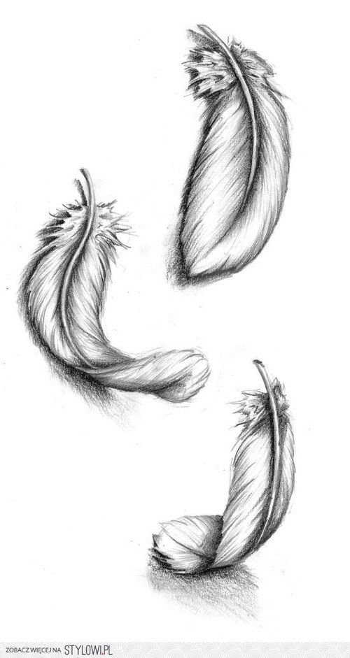 falling feathers to bring my two tattoos together | Ink ...
