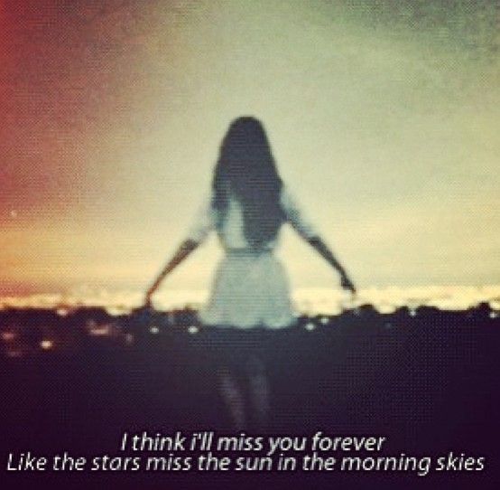 Lana Del Rey - Summertime Sadness... i think i'll miss you ...