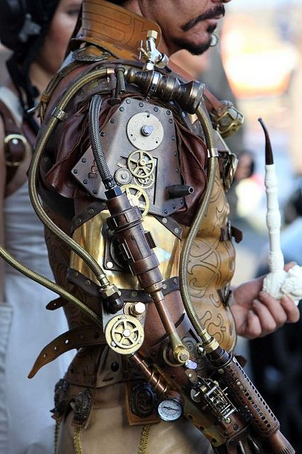 #steampunk..so cool...