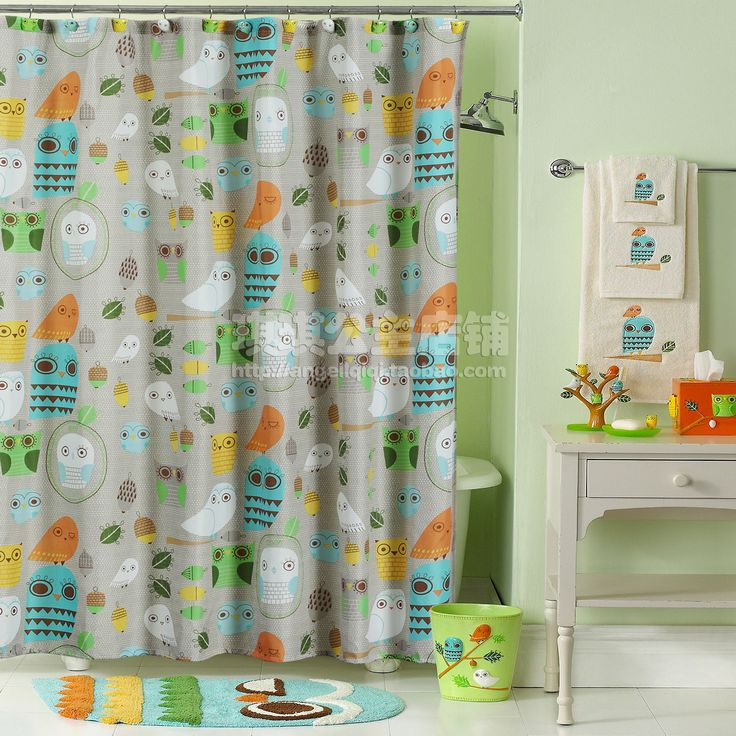 20 best Owl shower curtains images on Pinterest | Owl shower, Owls ...