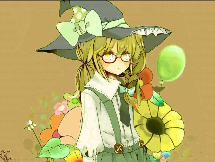 Kirisame Marisa by Vidma-chan on DeviantArt